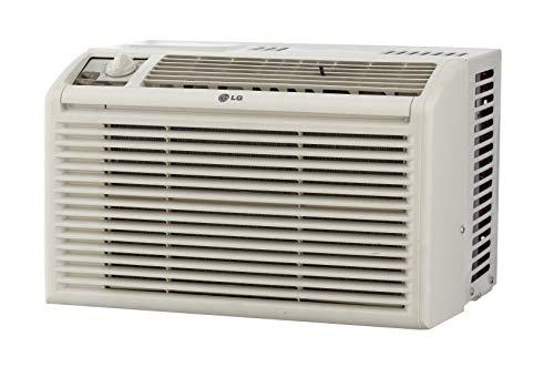 LG 5,000 BTU Manual Controls Window Air Conditioner