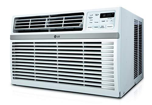 LG 8,000 BTU 115V Window-Mounted Air Conditioner