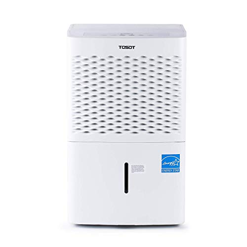 TOSOT 1,500 Square Foot Dehumidifier