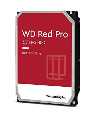 9) Western Digital 2TB WD Red Pro Internal Hard Drive