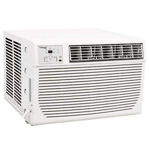 4) KOLDFRONT 12,000 BTU Heat/Cool Window Air Conditioner
