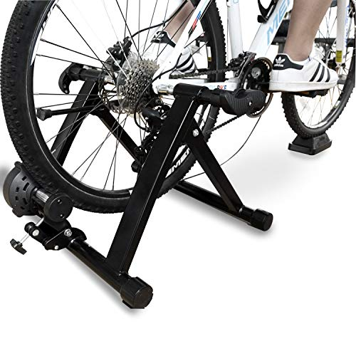 6) BalanceFrom Steel Bike Trainer Stand