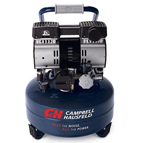 Campbell Hausfeld 6 Gallon Portable Quiet Air Compressor (DC060500)