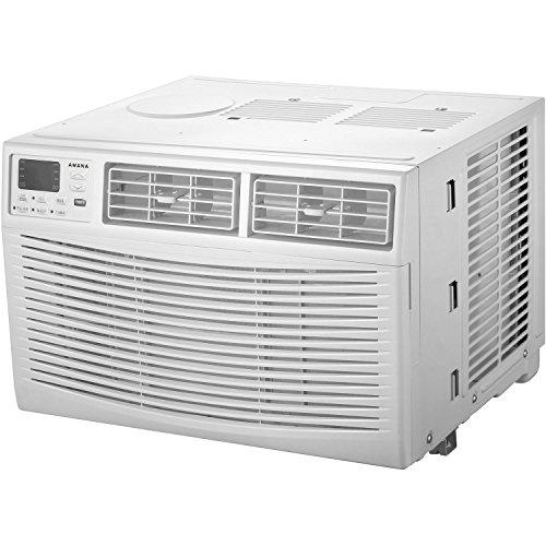 AMANA 8,000 BTU 115V Window-Mounted Air Conditioner