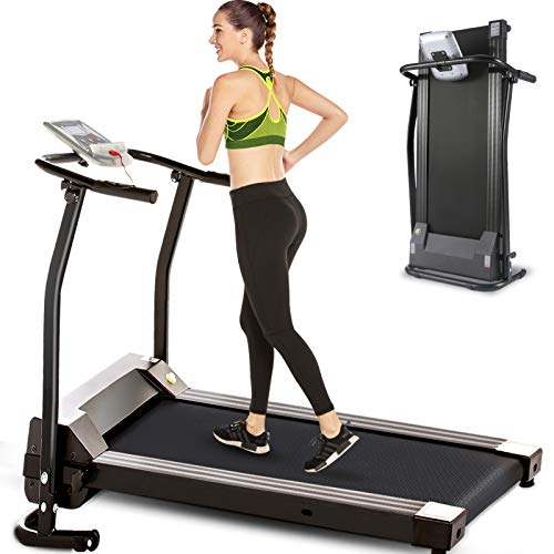 Fannay Electric Folding Treadmill for Small Spaces
