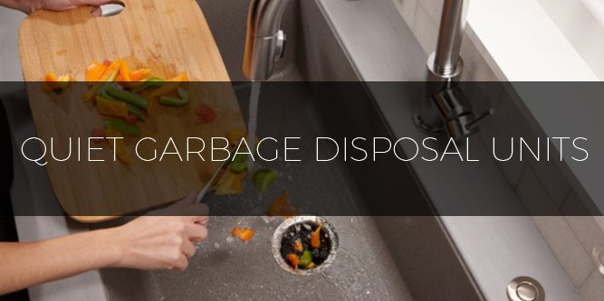 Best Quiet Garbage Disposal Units   Reviews And Buyers Guide 2018   Quiet  Home Lab